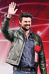 Actor Karl Urban attends the opening ceremony for the Tokyo Comic Con 2017 at Makuhari Messe International Exhibition Hall on December 1, 2017, Tokyo, Japan. This is the second year that San Diego Comic-Con International held the event in Japan. Tokyo Comic Con runs from December 1 to 3. (Photo by Rodrigo Reyes Marin/AFLO)