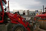 20050519 - France - Dijon<br /> REPORTAGE SUR LA VILLE DE DIJON : CONSTRUCTION DE L'IKEA<br /> Ref: DIJON_001-148 - © Philippe Noisette
