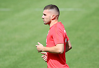 Ante Rebic (Eintracht Frankfurt) - 08.08.2018: Eintracht Frankfurt Training, Commerzbank Arena<br /> <br /> DISCLAIMER: <br /> DFL regulations prohibit any use of photographs as image sequences and/or quasi-video.