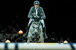 Henrik von Eckermann of Germany rides Crespo PKZ in action during the Gucci Gold Cup as part of the Longines Hong Kong Masters on 14 February 2015, at the Asia World Expo, outskirts Hong Kong, China. Photo by Johanna Frank / Power Sport Images