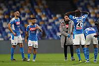 Kalidou Koulibaly of Napoli dejection<br /> Napoli 01-12-2019 Stadio San Paolo <br /> Football Serie A 2019/2020 <br /> SSC Napoli - Bologna FC<br /> Photo Cesare Purini / Insidefoto