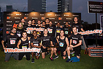 Bloomberg Square Mile Relay race across the Dubai International Financial Centre on 07 February 2018 in Dubai, United Arab Emirates. Photo by Diego Gonzalez / Power Sport Images