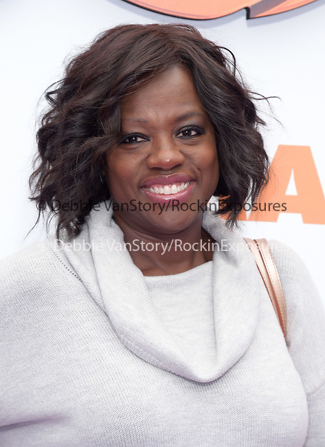 Viola Davis attends The Twentieth Century Fox Special Screening of HOME held at The Regency Village Theater in Westwood, California on March 22,2015                                                                               © 2015 Hollywood Press Agency