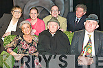 Drama: Some of the cast of Six of the Best which stages at the Tintean Theatre. Jackie Goodall, Isobel Purcell, Eddie Horgan and Robert Stack. Seated l-r Mary Allen, Patsy Costello and Noel Finucane.