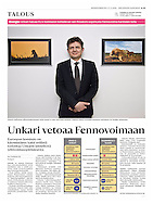 Helsingin Sanomat (leading Finnish daily) on nuclear industry, Hungary, February 2016<br />