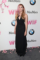 BEVERLY HILLS, CA June 13- Dalal Bruchmann, at Women In Film 2017 Crystal + Lucy Awards presented by Max Mara and BMWGayle Nachlis at The Beverly Hilton Hotel, California on June 13, 2017. Credit: Faye Sadou/MediaPunch