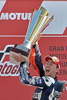 Moto GP 2015 / Podium Moto GP