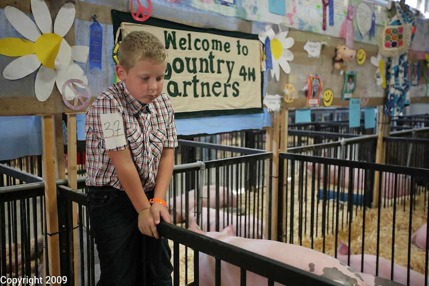 NW Washington Fair. August 20, 2009 PHOTOS BY MERYL SCHENKER
