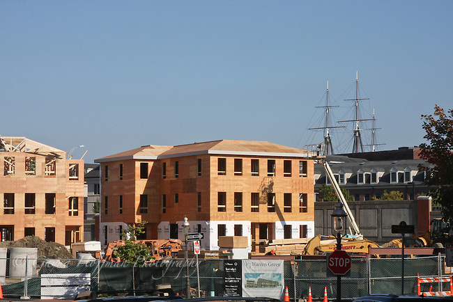 New building in Charlestown, MA