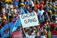 Fiji v Australia. Action from the 2019 HSBC World Sevens Series Hamilton at FMG Stadium in Hamilton, New Zealand on Saturday, 26 January 2018. Photo: Shane Wenzlick / lintottphoto.co.nz