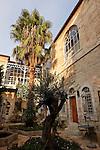 Israel, Jerusalem, Eest Jerusalem, the American Colony hotel<br />