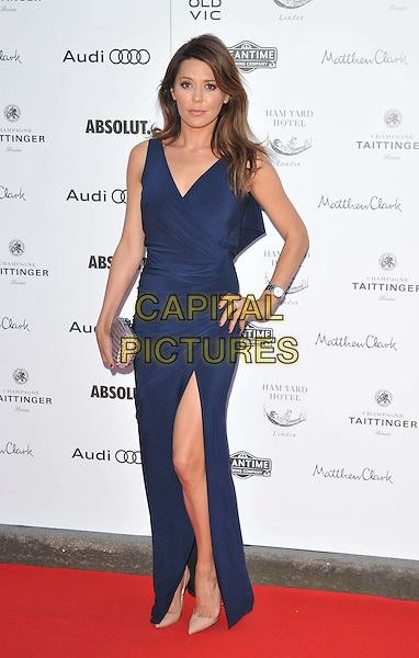 LONDON, ENGLAND - APRIL 19: Danielle Lineker attends the Gala Celebration in Honour of Kevin Spacey, The Old Vic theatre, The Cut, on Sunday April 19, 2015 in London, England, UK. <br /> CAP/CAN<br /> &copy;Can Nguyen/Capital Pictures