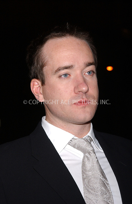 WWW.ACEPIXS.COM . . . . . ....NEW YORK, NOVEMBER 10, 2005....Matthew MacFadyen at the New York Premiere of 'Pride and Prejudice' at Loews Lincoln Centre.......Please byline: KRISTIN CALLAHAN - ACE PICTURES.. . . . . . ..Ace Pictures, Inc:  ..Philip Vaughan (212) 243-8787 or (646) 679 0430..e-mail: info@acepixs.com..web: http://www.acepixs.com