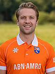 BLOEMENDAAL - Mats de Groot (Bldaal) . Heren I van HC Bloemendaal , seizoen 2019/2020.   COPYRIGHT KOEN SUYK