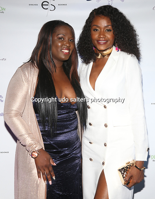 "DJ Jon Quick's 10th Annual Beauty and the Beat Heroines of Excellence Awards DJ Jon Quick's 10th Annual Beauty and the Beat Heroines of Excellence Awards Hosted by WBLS' Déjà Vu Honoring Danielle Thomas, Debbie Douglas, Lesleigh Irish-Underwood, Leslie ""Big Lez"" Segar, Maria Clifton aka DJ Ria!, Mashonda, Natalie Naomi Robinson, Scottie Beam , Shaila Scott, Simone Missick, Wendy Credle , and Yvette Noel-Schure.. Held at The VYNL"