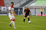 Augsburgs Simon Asta #26<br /><br />1. Fussball Bundesliga 33. Spieltag - Fortuna Duesseldorf vs. FC Augsburg 20.06.2020<br /><br /><br /><br />(Foto: Sebastian Sendlak / wave.inc/POOL/ via Meuter/Nordphoto)<br /><br />DFL regulations prohibit any use of photographs as image sequences and/or quasi-videos.<br /><br />EDITORIAL USE ONLY<br /><br />National and international News-Agencys OUT.