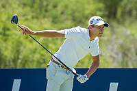 Joakim Lagergren (SWE) during the 3rd round at the Nedbank Golf Challenge hosted by Gary Player,  Gary Player country Club, Sun City, Rustenburg, South Africa. 16/11/2019 <br /> Picture: Golffile | Tyrone Winfield<br /> <br /> <br /> All photo usage must carry mandatory copyright credit (© Golffile | Tyrone Winfield)