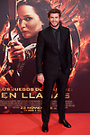 "Australian actor Liam Hemsworth poses for the photographers during the Spain premiere of the movie ""The Hunger Games: Catching Fire"" at Callao Cinema in Madrid, Spain. November 13, 2013. (ALTERPHOTOS/Victor Blanco)"