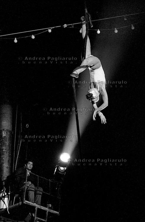 Circo Darix Togni.<br /> Darix Togni Circus.