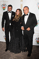 Haig Avakian, H&eacute;l&egrave;ne S&eacute;gara &amp; Edouard Avakian : &quot; The Best &quot; 40th Edition &agrave; l'h&ocirc;tel George V.<br /> France, Paris, 27 janvier 2017.<br /> ' The Best ' 40th Edition at the George V hotel in Pais.<br /> France, Paris, 27 January 2017
