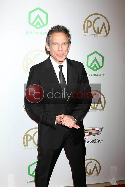 Ben Stiller<br /> at the 2019 Producer's Guild Awards, Beverly Hilton Hotel, Beverly Hills, CA 01-19-19<br /> David Edwards/DailyCeleb.com 818-249-4998