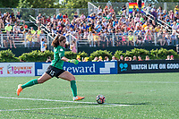 Boston, MA - Saturday June 24, 2017: Sammy Jo Prudhomme during a regular season National Women's Soccer League (NWSL) match between the Boston Breakers and the North Carolina Courage at Jordan Field.