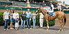 Sylvia's Buttercup winning at Delaware Park on 7/5/12