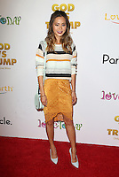 "Hollywood, CA - NOVEMBER 07: Jaime Chung at Premiere Of ""God vs Trump"" At TCL Chinese Theatre, California on November 07, 2016. Credit: Faye Sadou/MediaPunch"
