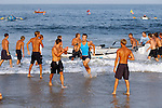 Van Duyne builds surfboats for most all lifeguards in South Jersey. LINWOOD, NJ  (8/18/2010)  ANDREW MILLS/THE STAR-LEDGER..