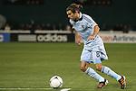 10 March 2012: Kansas City's Graham Zusi. Sporting Kansas City defeated DC United 1-0 at RFK Stadium in Washington, DC in a 2012 regular season Major League Soccer game.