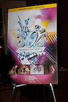 PASADENA - JAN 3: Poster of the show 'The 80s' at the National Geographic Channels TCA party on January 3, 2013 at the Langham Hotel in Pasadena, California