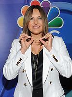 NEW YORK, NY - MAY 09:Mariska Hargitay attends the 2019/2020 NBC Upfront presentation at the    Fourr Seasons Hotel on May 13, 2019in New York City.  <br /> CAP/MPI/JP<br /> &copy;JP/MPI/Capital Pictures