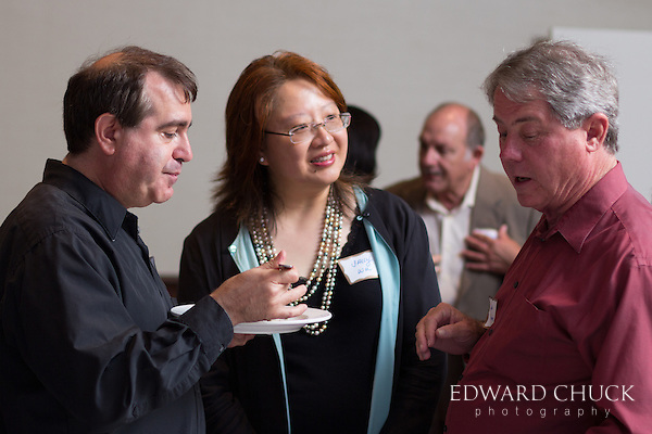 SUNPAC, Sunnyvale Political Action Committee, 2014, Fundraiser, John Howe, Sally Wu