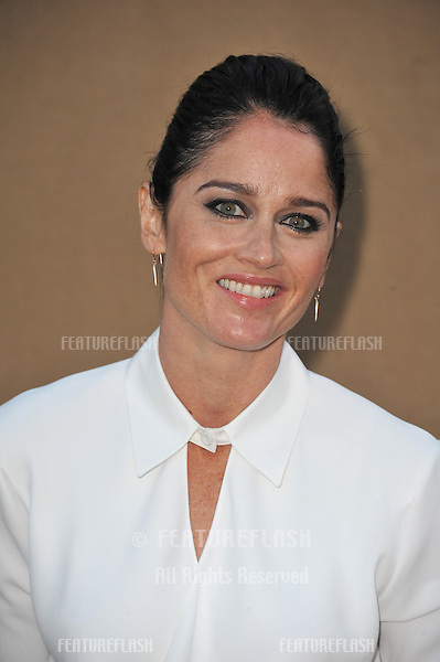 Robin Tunney at the CBS 2013 Summer Stars Party in Beverly Hills.<br /> July 29, 2013  Los Angeles, CA<br /> Picture: Paul Smith / Featureflash