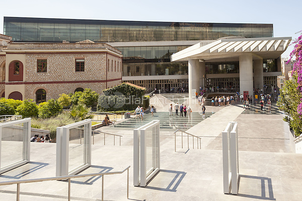 The Acropolis Museum, Athens, Greece <br /> CAP/MEL<br /> &copy;MEL/Capital Pictures /MediaPunch ***NORTH AND SOUTH AMERICA ONLY***