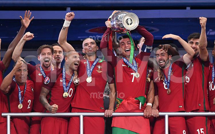 FuГџball Frankreich Portugal