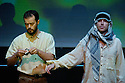 Manifest Destiny ,music by Keith Berstein,words by Dick Edwards .With ,Peter Furlong,Carey Jones  .Performing at Assembly at St Georges West at the Edinburgh Festival 2005.CREDIT Geraint Lewis