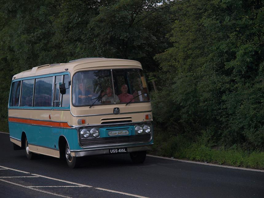 Bedford Midi Coach - 1972
