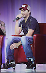 HOLLYWOOD, CA - APRIL 30: Enrique Iglesias announces his Summer Tour with Jennifer Lopez and Wisin Y Yandel at Boulevard3 on April 30, 2012 in Hollywood, California.