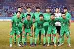 07.09.2017, Stadion, Tianjin, CN. 13. Nationalen Chinesischen Fussballspielen, Zhejiang vs Shangai, im Bild , <br /> <br /> <br /> im Bild Yuning Zhang (Werder Bremen #19) im Halbfinale im grünen Trikot - <br /> <br /> Foto © nordphoto / Oscar <br /> <br /> ++++ Attention ++++ ALL RIGHTS RESERVED Kein -Facebook -Twitter -Instagram -Social Media Web, keine online Galerie Pauschale,  Honorar und Belegexemplar Star People