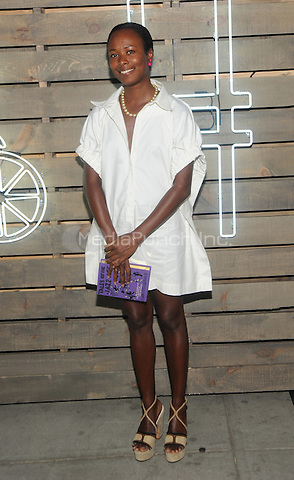 New York, NY- June 17: Shala Monroque attends the 2014 Summer Party presented by Coach and Friends of the Highline  at the  Highline on June 17, 2014 in New York City . Credit: John Palmer/MediaPunch