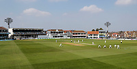 General view of the St Lawrence ground during the County Championship Division 2 game between Kent and Gloucestershire at the St Lawrence Ground, Canterbury, on Fri 13 Apr, 2018.