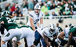 16FTB at Michigan State 1313<br /> <br /> 16FTB at Michigan State<br /> <br /> BYU Football at Michigan State<br /> <br /> BYU-31<br /> MSU-14<br /> <br /> October 8, 2016<br /> <br /> Photo by Jaren Wilkey/BYU<br /> <br /> &copy; BYU PHOTO 2016<br /> All Rights Reserved<br /> photo@byu.edu  (801)422-7322