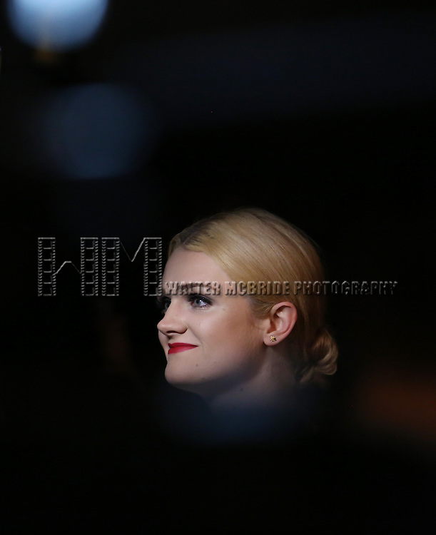 Gayle Rankin attending the Broadway Opening Night After Party for 'Cabaret' at Studio 54 on April 24, 2014 in New York City.