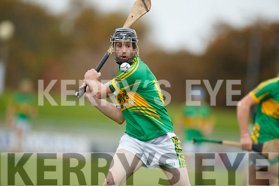 Ballyduff in action against Michael Conway Lixnaw in the Senior County Hurling Final in Austin Stack Park on Sunday