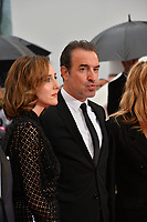 "CANNES, FRANCE. May 18, 2019: Jean Dujardin & Elsa Zylberstein  at the gala premiere for ""The Most Beautiful Years of a Life"" at the Festival de Cannes.<br /> Picture: Paul Smith / Featureflash"