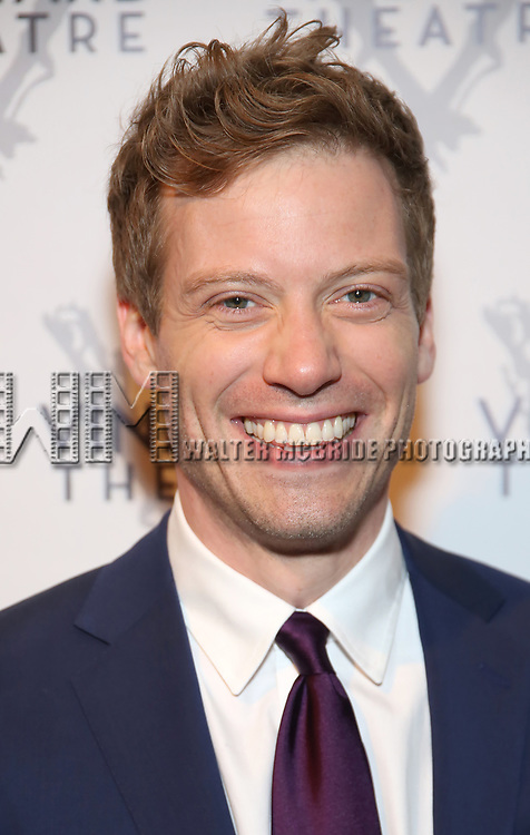 Barrett Foa attends the Vineyard Theatre 2017 Gala at the Edison Ballroom on March 14, 2017 in New York City.