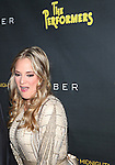 Jenni Barber attending the Broadway Opening Night Performance After Party for 'The Performers' at E-Space in New York City on 11/14/2012