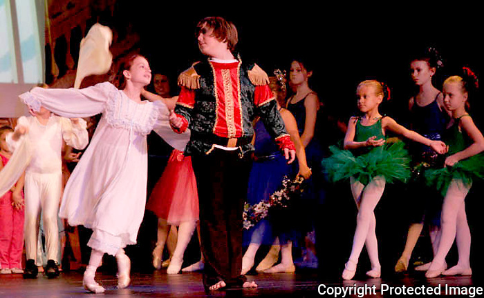 12/13/05.....Gary Wilcox/The Times Union....The East Coast BalletÕs unique and inspiring adaptation was held this past Sunday, Dec. 11, through Tuesday, Dec. 13, at the Atlantic Beach Theatres on Atlantic Blvd.Ê It will feature local talents of all ages and promises a wonderful and meaningful night of entertainment as dancers perform this fascinating rendition to the masterful score written by Tchaikovsky.