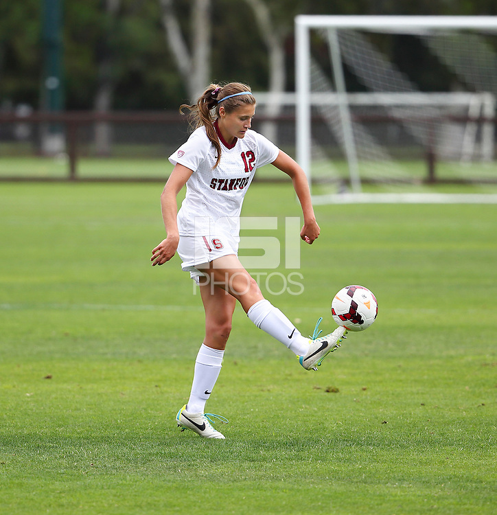 Stanford, CA; Saturday August 17, 2013: Women's Soccer, Stanford vs Grand Canyon.